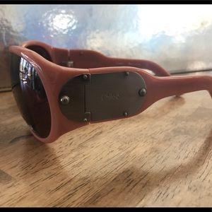 Pink Chloe Sunglasses